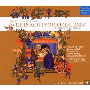 Harnoncourt, Nikolaus / CMW - Weihnachtsoratorium - 2 CD