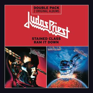 Judas Priest - Stained Class/Ram It Down - 2 CD