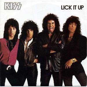 Kiss - Lick It Up (Remastered) - 1 CD