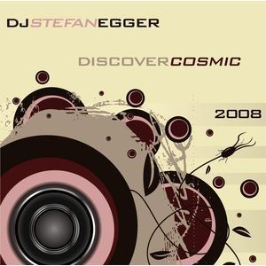 DJ Stefan Egger - Discover Cosmic 2008 - 1 CD