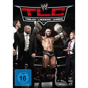 TLC - TLC 2013 - Tables, Ladders And Chairs 2013 - 1 DVD