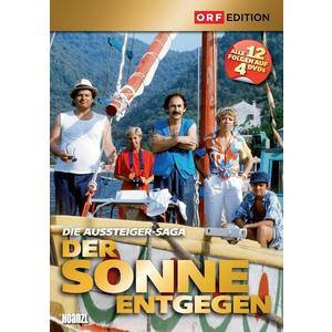 Steinhauer, Erwin / Petters, Heinz / Kabel, Heidi - Der Sonne Entgegen: Die Komplette Serie - 4 DVD