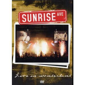 Sunrise Avenue - Live In Wonderland - 1 DVD