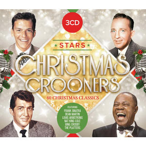 Various - Stars Of Christmas Crooners - 3 CD