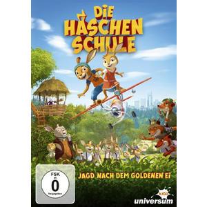 Die Häschenschule - Jagd Nach Dem Goldenen Ei - 1 DVD
