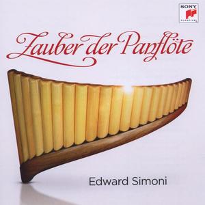 Simoni, Edward - Zauber Der Panflöte - 1 CD