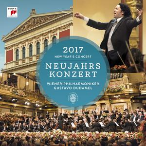 Dudamel, Gustavo / Wiener Philharmoniker - Neujahrskonzert 2017 - 3 LP