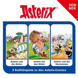 Asterix - Hörspielbox Vol. 3 - 3 CD