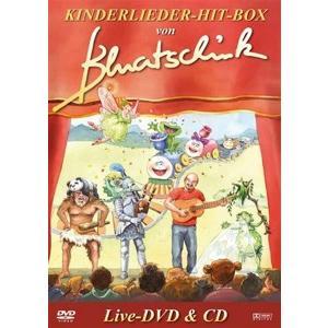 Bluatschink - Kinderlieder-Hit-Box - 2 DVD+CD
