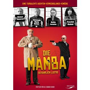 Niavarani, Michael / Herbst, Christoph Maria - Die Mamba - 1 DVD