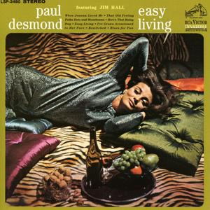Desmond, Paul - Easy Living - 1 CD