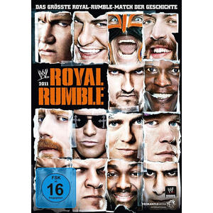 Various - Royal Rumble 2011 - 1 DVD