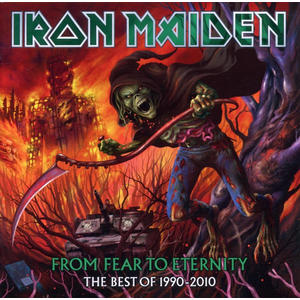 Iron Maiden - From Fear To Eternity: The Best Of 1990 - 2010 - 2 CD