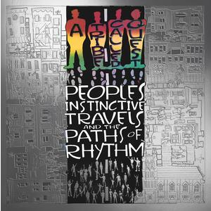 A Tribe Called Quest - People's Instinctive Travels and the Paths of Rhyt - 2 LP