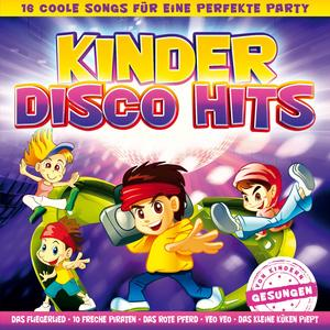 Various - Kinder Disco Hits - 16 Coole Songs - Folge 1 - 1 CD