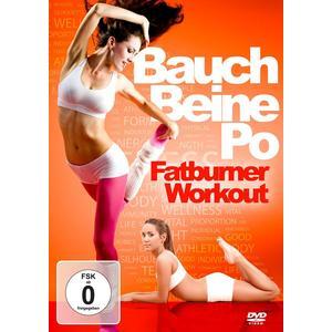 Various - Bauch, Beine, Po - Fatburner Workout - 1 DVD