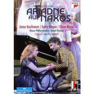 Kaufmann, Jonas / Wiener Philharmoniker - Ariadne Auf Naxos - 2 DVD