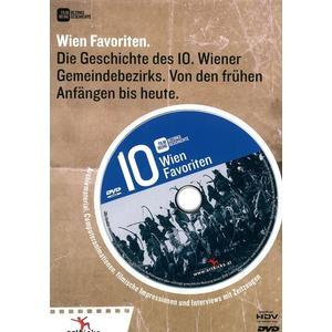 Filmreihe Bezirksgeschichte - Wien Favoriten: Die Geschichte Des 10. Wiener Gemeindebezirks - 1 DVD