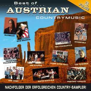 Various - Best Of Austrian Countrymusic 3 - 1 CD