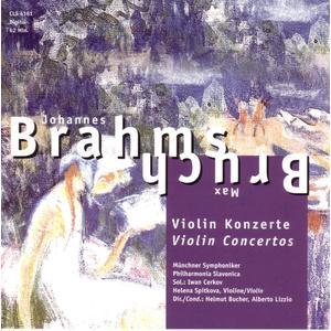 Brahms / Bruch - Violinkonzerte - 1 CD