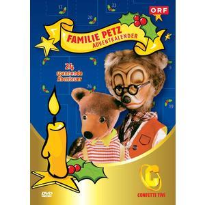 Familie Petz - Familie Petz Adventkalender - 1 DVD