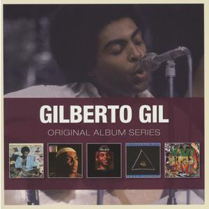 Gil, Gilberto - Original Album Series - 5 CD