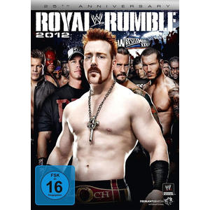 Various - Royal Rumble 2012 - 1 DVD