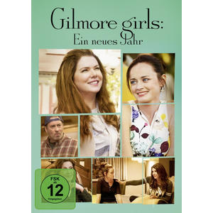 Graham / Bledel / Bishop - Gilmore Girls - Ein Neues Jahr - 2 DVD