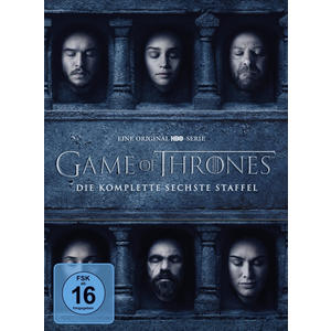 Headey / Dinklage / Clarke - Game Of Thrones - Season 6 - 5 DVD