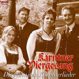 Kärntner Viergesang - Die Schönsten Kärntnerlieder - 1 CD