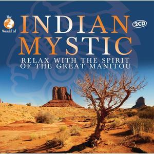 Various - Indian Mystic - 2 CD