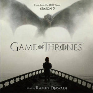 Djawadi, Ramin - Game Of Thrones (Music From The HBO-Series-Vol. 5) - 1 CD