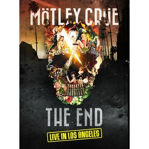 Mötley Crüe - The End - Live In Los Angeles - 1 DVD