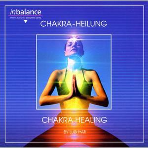 Lubhyati - Chakra Heilung - 1 CD