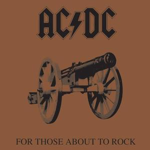 AC/DC - For Those About To Rock We Salute You - 1 LP