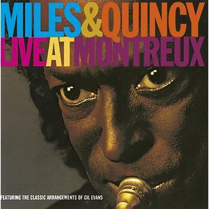 Davis, Miles & Jones, Quincy - Live At Montreux Festival - 1 CD