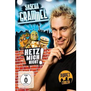 Grammel, Sascha - Hetz Mich Nicht! Die Kuerz - 1 DVD