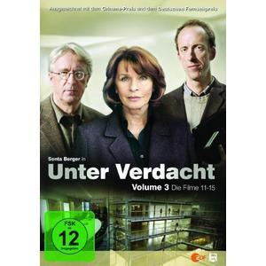 Unter Verdacht - Volume 3 (Amaray) - 3 DVD