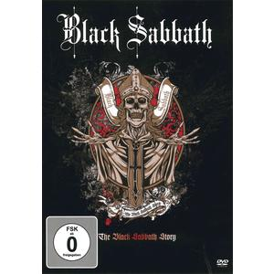 Black Sabbath - The Black Sabbath Story - 1 DVD