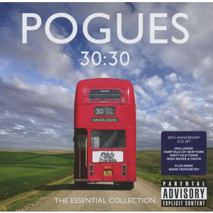 Pogues, The - 30:30 The Essential Collection - 2 CD