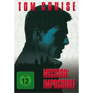Cruise, Tom / Czerny / Iures - Mission: Impossible - 1 DVD
