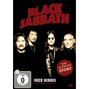 Black Sabbath - Rock Heroes - 1 DVD