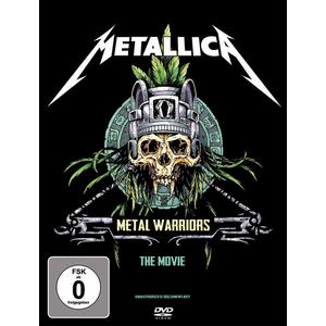 Metallica - Metal Warriors / Documentary - 2 DVD+CD
