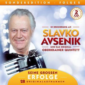Avsenik, Slavko Und Das Original Oberkrainer Quintett - Seine Großen Erfolge - 28 Original Aufnahmen 2 - 2 CD