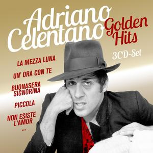 Celentano, Adriano - Golden Hits - 3 CD