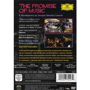 Dudamel, Gustavo - The Promise Of Music - 1 DVD