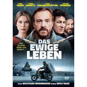 Hader, Josef / Moretti, Tobias / Von Waldstätten, - Das Ewige Leben - 1 DVD