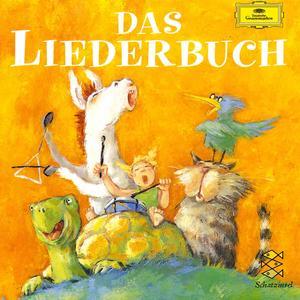 Diverse Kinder - Liederbuch - 2 CD