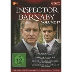 Inspector Barnaby - Inspector Barnaby Vol. 17 [4 DVDs] - 1 DVD