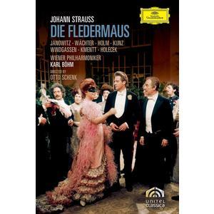 Böhm, Karl / Wiener Philharmoniker - Die Fledermaus - 1 DVD